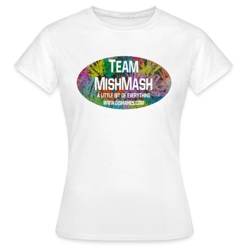 Team MishMash Logo - Women's T-Shirt