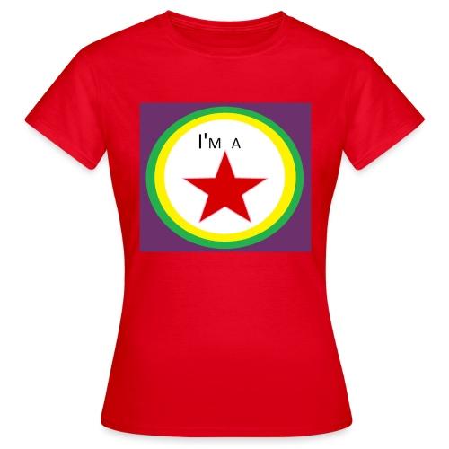 I'm a STAR! - Women's T-Shirt