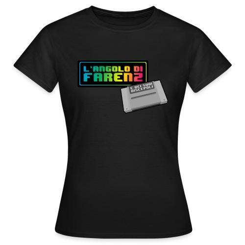 Angolo Di Farenz - Maglietta da donna