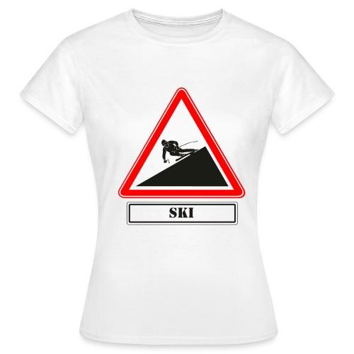 ski - Maglietta da donna