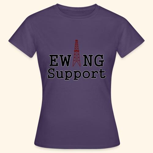 Ewing Support - Women's T-Shirt