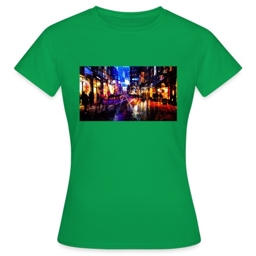 Flip Side Photography Amsterdam - Women's T-Shirt