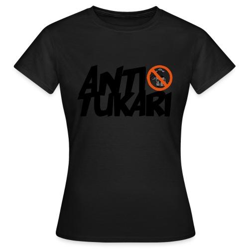 Anti Tukari - Naisten t-paita