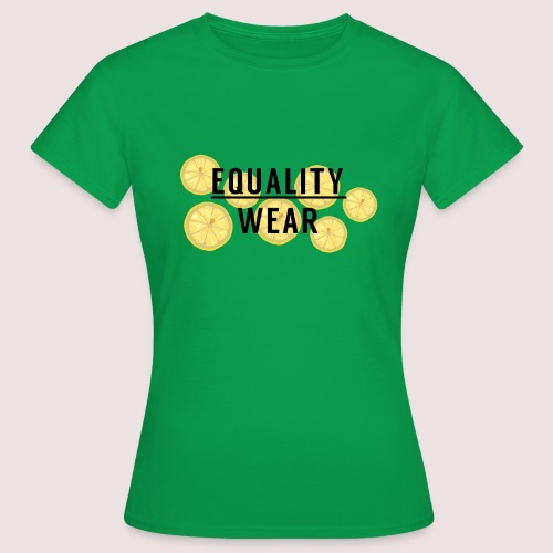 Equality Wear Fresh Lemon Edition - Women's T-Shirt