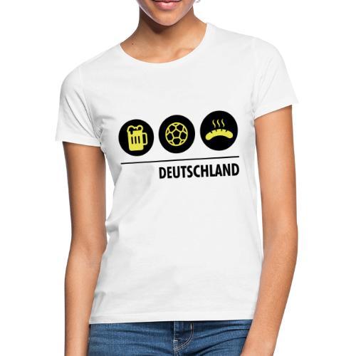 Circles - Germany - Women's T-Shirt