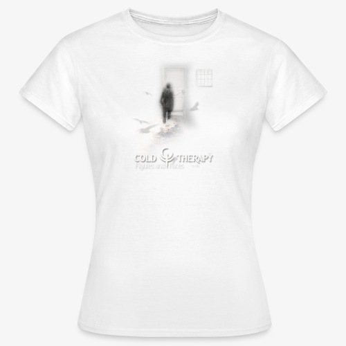 Figures and Faces Design 1 - Women's T-Shirt