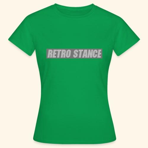 Retro Stance - Women's T-Shirt