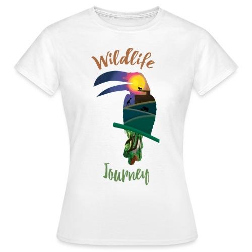Wildlife Journey - Frauen T-Shirt