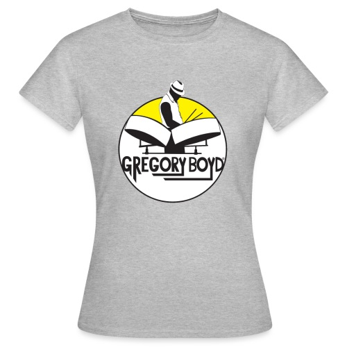 INTRODUKTION ELEKTRO STEELPANIST GREGORY BOYD - Dame-T-shirt