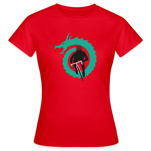 Shirt Green and Red png - Women's T-Shirt