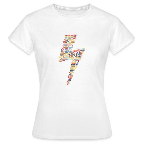 eclair fslc - T-shirt Femme