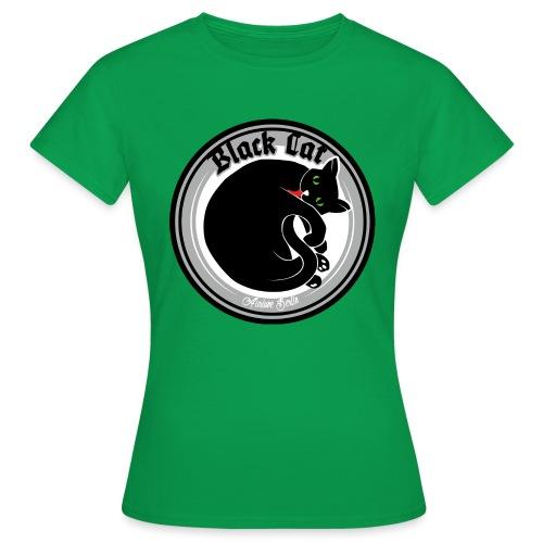 Black Cat - Frauen T-Shirt