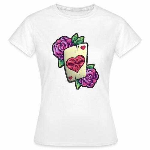 Tarot Mortal - Camiseta mujer