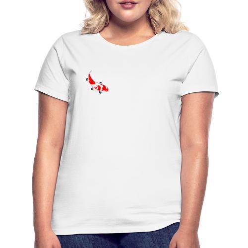 Koi - Frauen T-Shirt