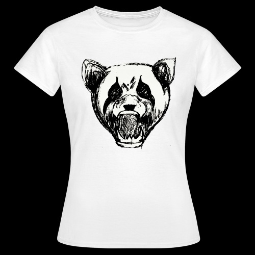 NatureRebellion Panda - T-shirt Femme