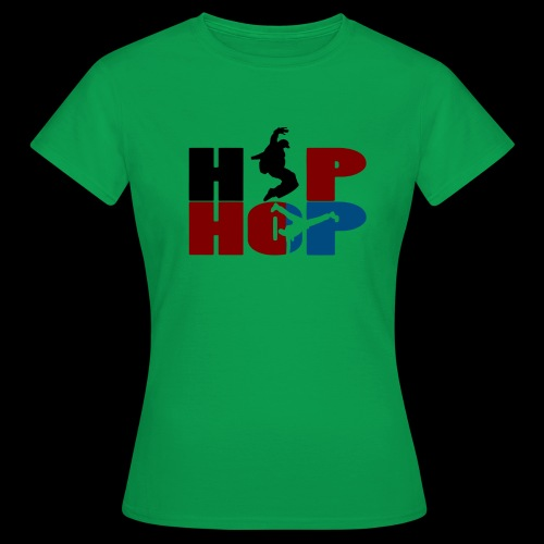 hip hop - T-shirt Femme