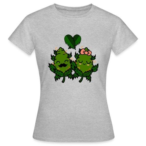 Mr & Ms Weed Nug - Camiseta mujer