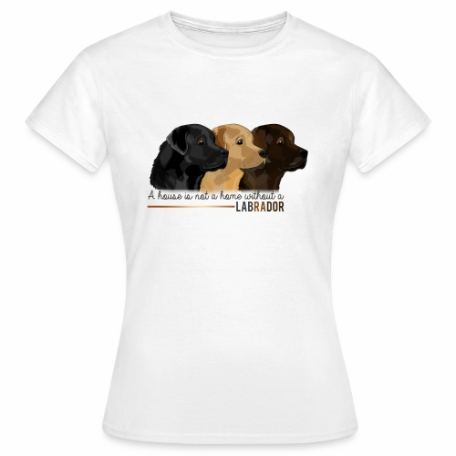 Labrador - T-shirt Femme