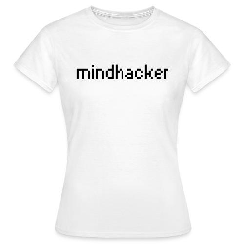 mindhacker text - Women's T-Shirt
