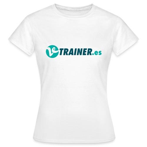 VTRAINER.es - Camiseta mujer