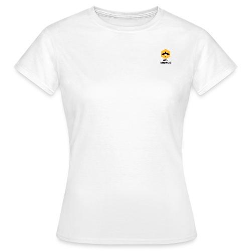 ABEILLE ATL SOUNDS - T-shirt Femme