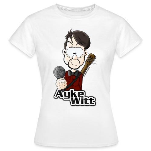 Ayke Witt Cartoon - Frauen T-Shirt