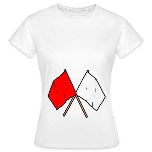 hikiwake - Frauen T-Shirt