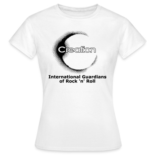 internationalguardiansteeblk - Women's T-Shirt