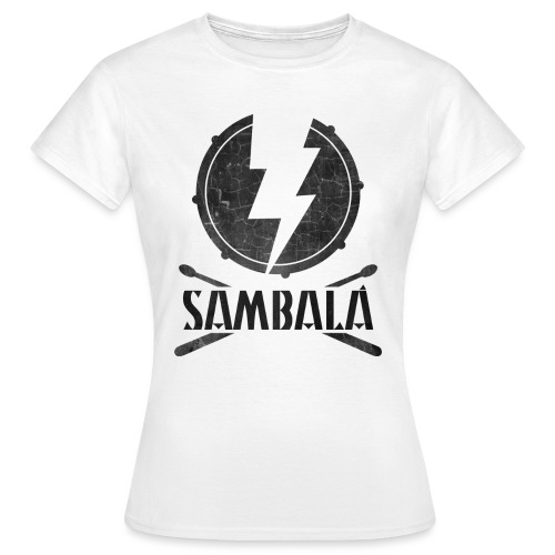 Batucada Sambala - Camiseta mujer