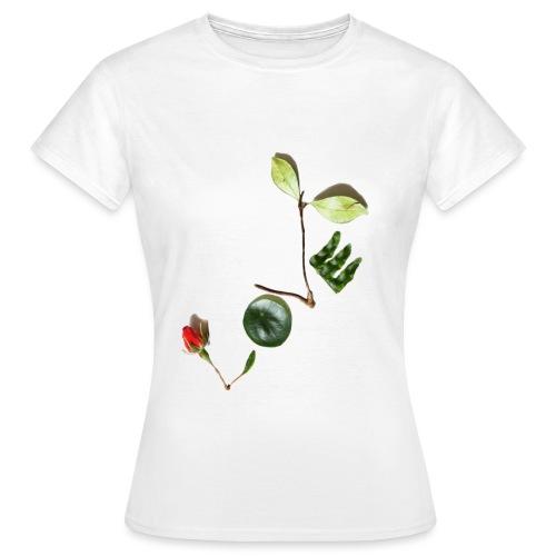 LOVE RAMAS - Camiseta mujer
