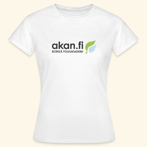 Akan Black - T-shirt dam