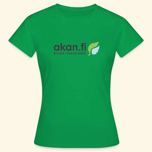 Akan Black - T-shirt dam