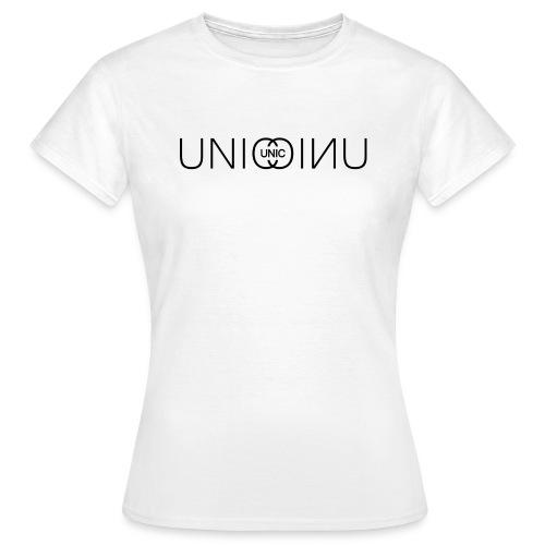UNIC UNIC - T-shirt Femme