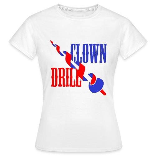 ClownDrill - Women's T-Shirt