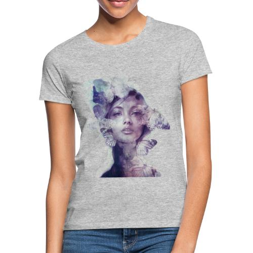Butterfly - Camiseta mujer