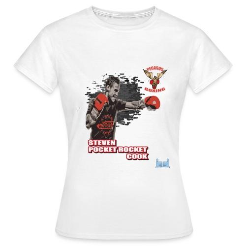 Steve Pocket Rocket Cook - Women's T-Shirt