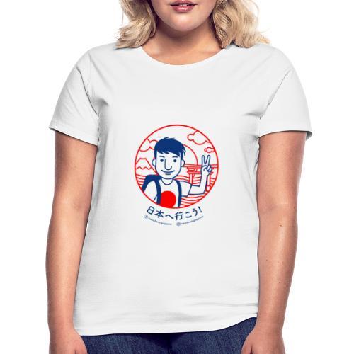 Marchino in Giappone® - originale - Maglietta da donna