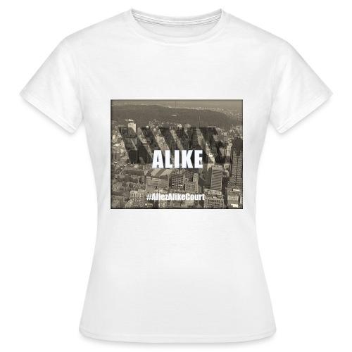 Alike City - T-shirt Femme