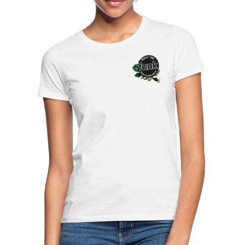 WTFunk - ROSES LOGO- Summer/Fall 2018 - Frauen T-Shirt