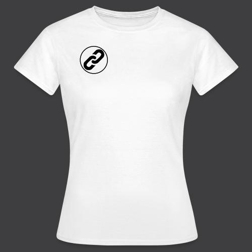 Black Connect Logo png - Women's T-Shirt