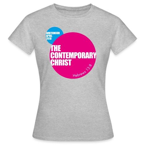 TCC round logos-5 - Women's T-Shirt