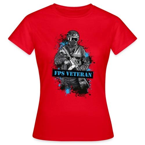 final fpsveteran v2 - Women's T-Shirt
