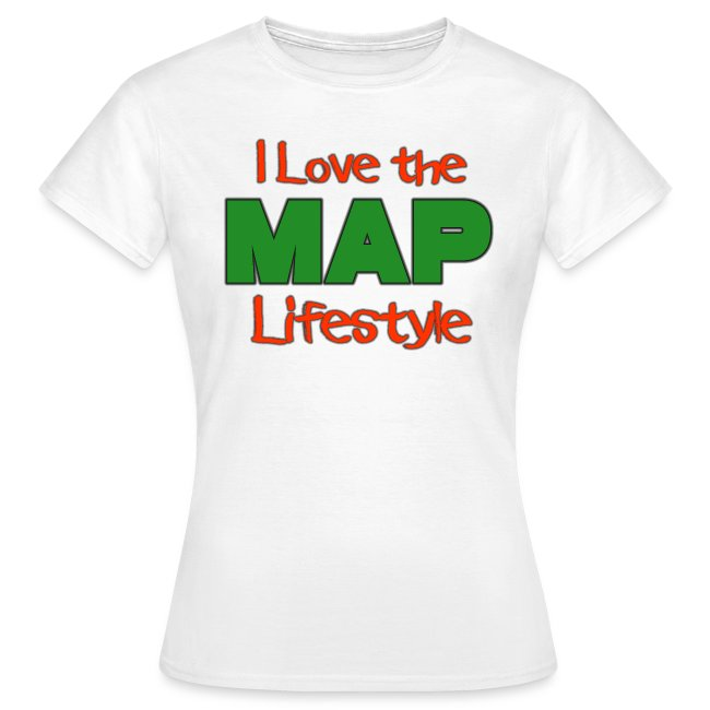 I Love the MAP Lifestyle