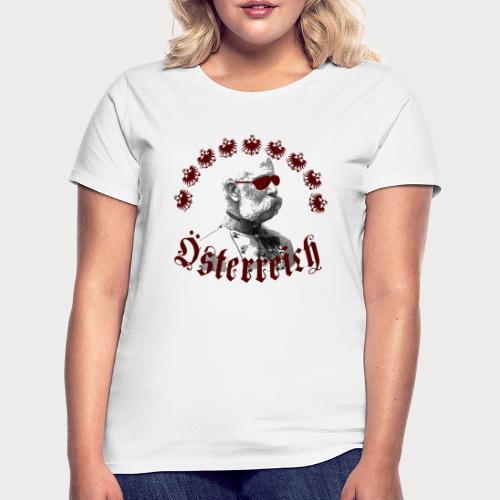 Kaiser Oesterreich - Frauen T-Shirt