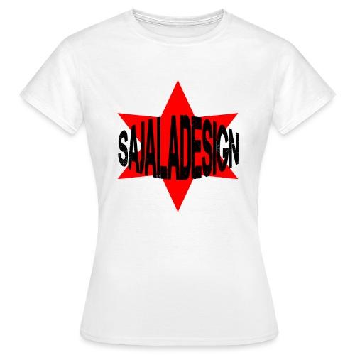 LIMITED STERN SaJaLaDESIGN - Frauen T-Shirt