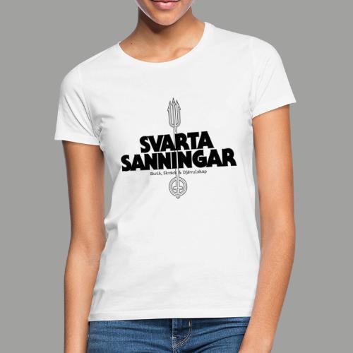logo black - T-shirt dam