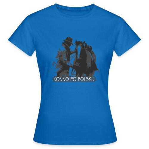 horse2 - Koszulka damska