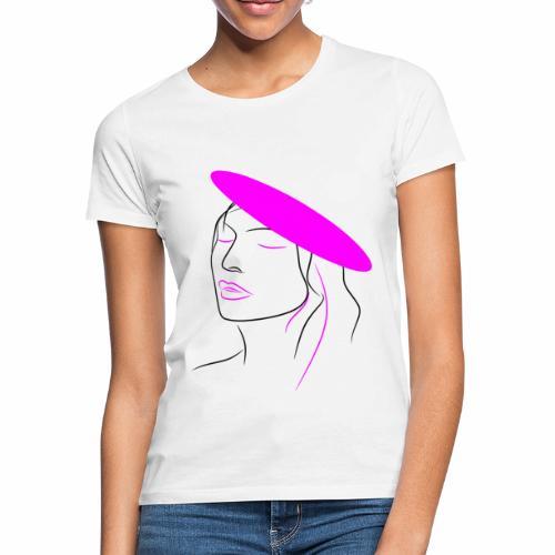 Pink woman - Women's T-Shirt