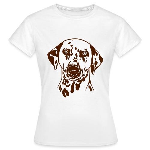 Dalmatiner 028 - Frauen T-Shirt