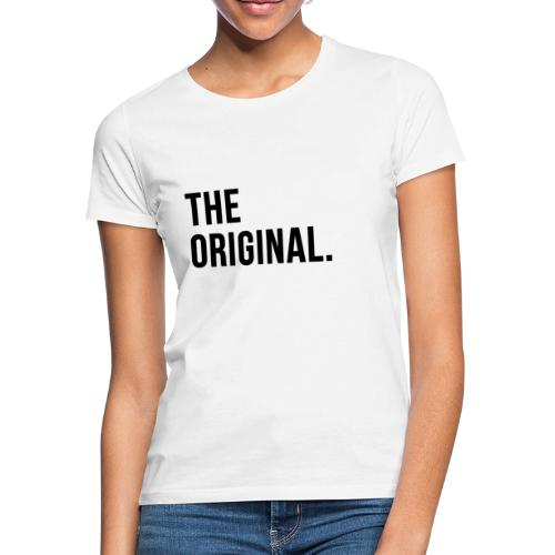The Original Eltern Kind Partnerlook - Frauen T-Shirt